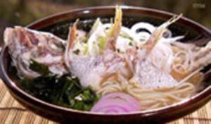 朝日放送 | ココイロ | 淡路島鯛の焼きぬーどるが紹介されました。