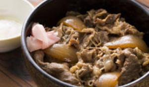 朝日放送 | おはようコールABC | 淡路島牛丼が紹介されました。