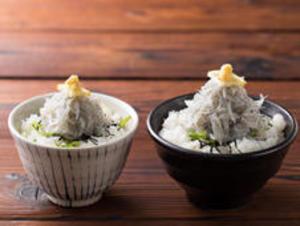 解禁日から大人気の「淡路島の生しらす味めぐり丼」