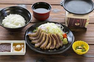 一日限定5食!!「淡路島 牛カツランチ」、販売開始しました!