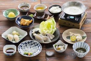 淡路島3年とらふぐ美福鍋コースがスタート!
