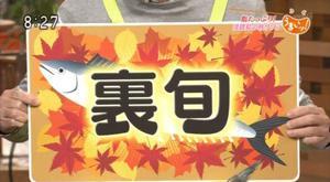 NHK総合テレビ | うまいッ!にて、絶景レストラン うずの丘の「島の漁師めし 淡路島生サワラ丼」を紹介していただきました。